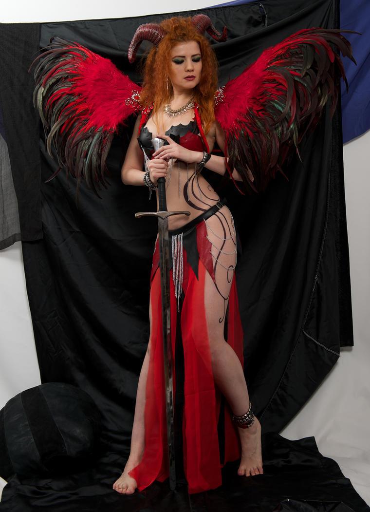 Devil 4 by IrinaMarkiza