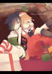 Christmas Eve - Chirithy and Mori