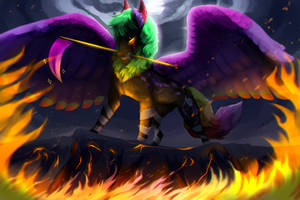 lord deathpain xd by Igirre