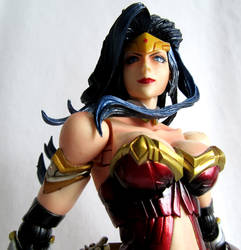 Wonder Woman by Sadako18