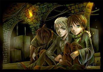 Harry Potter Epilogue by nanami-yuki