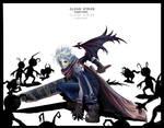 Cloud Strife- Kingdom Hearts
