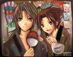 The Uchiha Brothers