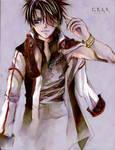 Character Profile- Cyan