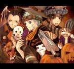 Naruto- Halloween
