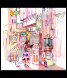 Petshop by nanami-yuki