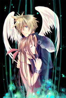 -FFVII-Holding on to a Dream by nanami-yuki