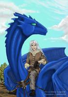 Sirath and Sylvara by rag-chimera