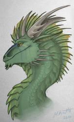 green by rag-chimera