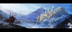 The Korgansnev Dwarf Fortress
