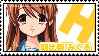 Mikuru Asahina Stamp by pokeloverz