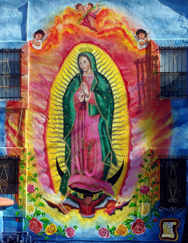 Mexican restaurant wall art by don on deviantart