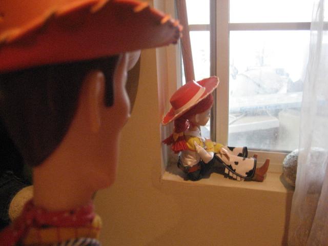 Jessie sightseeing