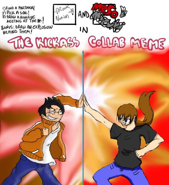 KickAss Collab Meme: D...