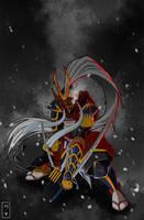 Samurai Akuma by Kawa-V