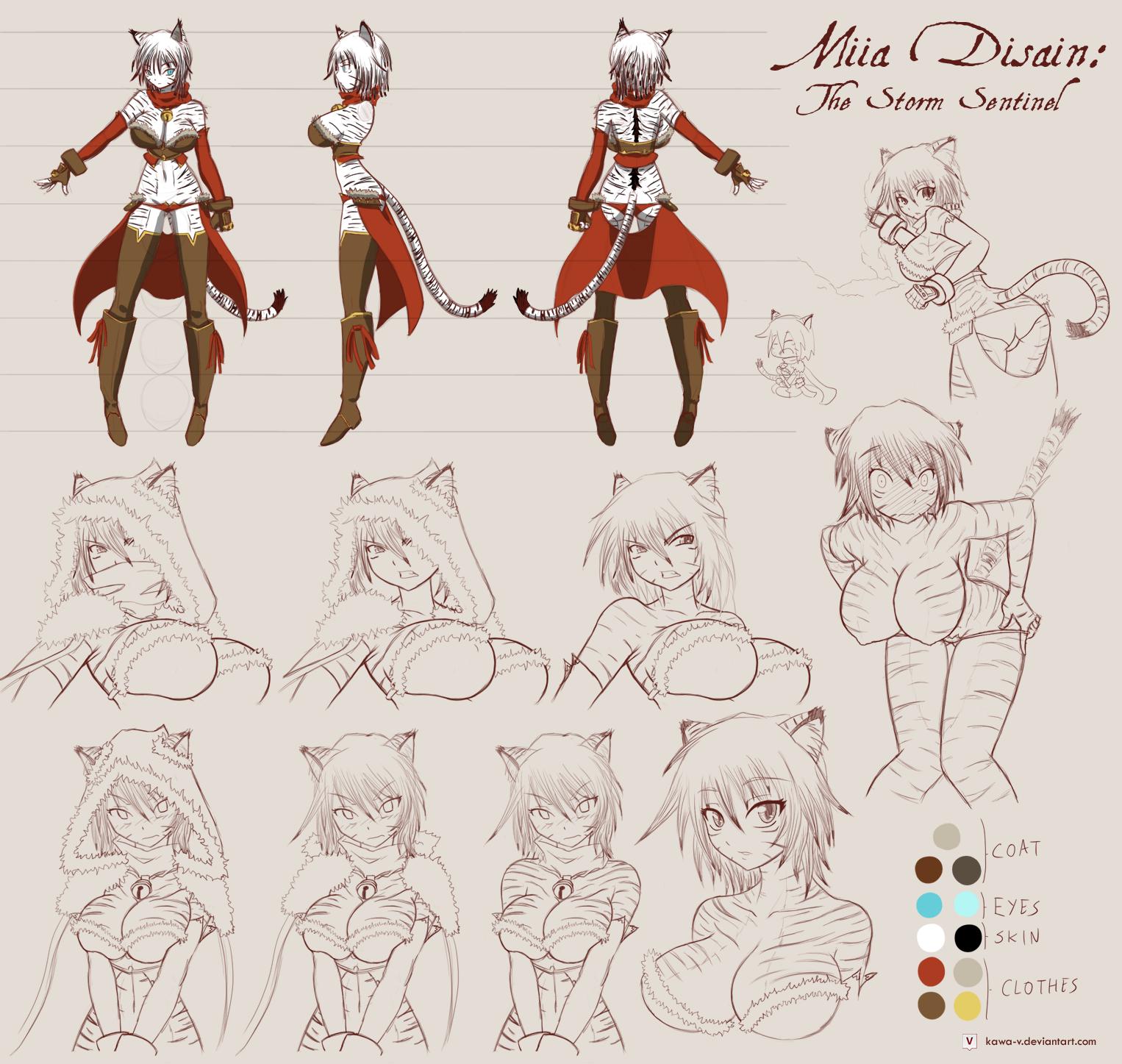 References miia disain by kawa v