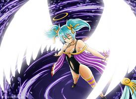 Angel Mei by Kawa-V