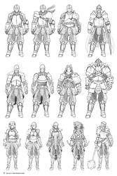 References: Soldiers