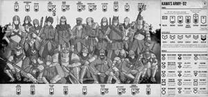 Kawa's Army 02 by Kawa-V