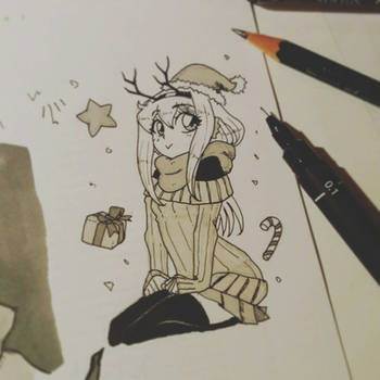 Merry Christmas!! by Kawa-V