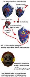 hero's shield analysis by PKelton