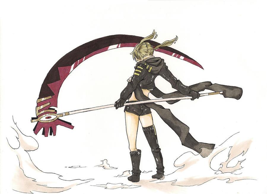 anime death scythe wwwpixsharkcom images galleries