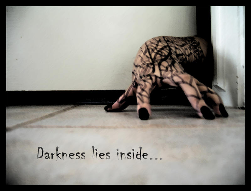Darkness Lies Inside... by Taymeho
