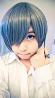 Kuroshitsuji- Pinch My Cheeks? by Taymeho