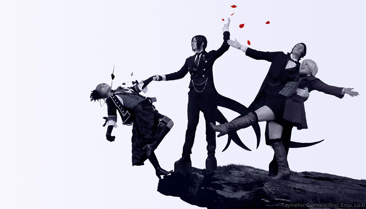 Kuroshitsuji - Dancing on the Edge of Madness by Taymeho