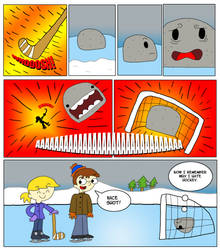 The Dumb Rock: Fastest Game On Earth by Emjaidi
