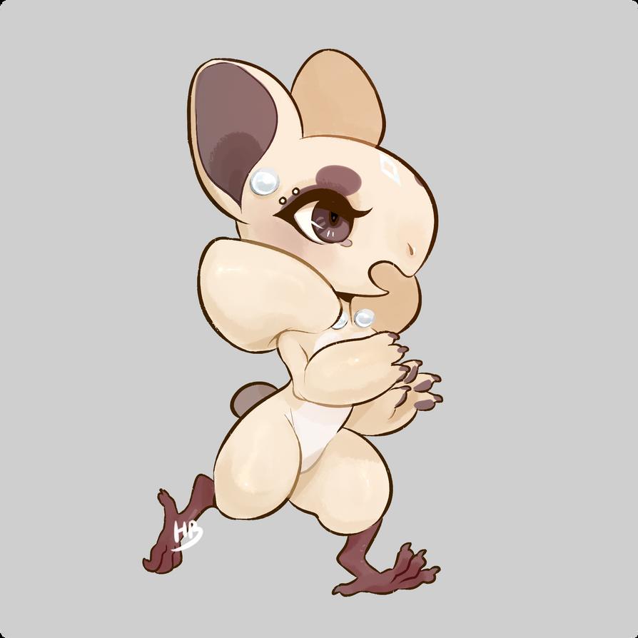 [Grem2 Draw-a-Palooza] sweet as sugar by hellebee