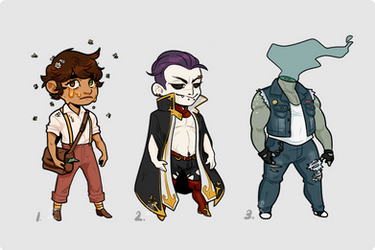 [Collab Auction] LADS (1 reopened)