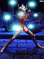 Pegasus Ryu Sei Ken!!! by BennuRepka