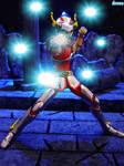 Pegasus Ryu Sei Ken!!!
