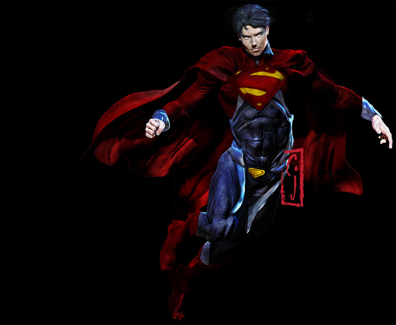 Kal-El of Krypton Superman by SamKablamm