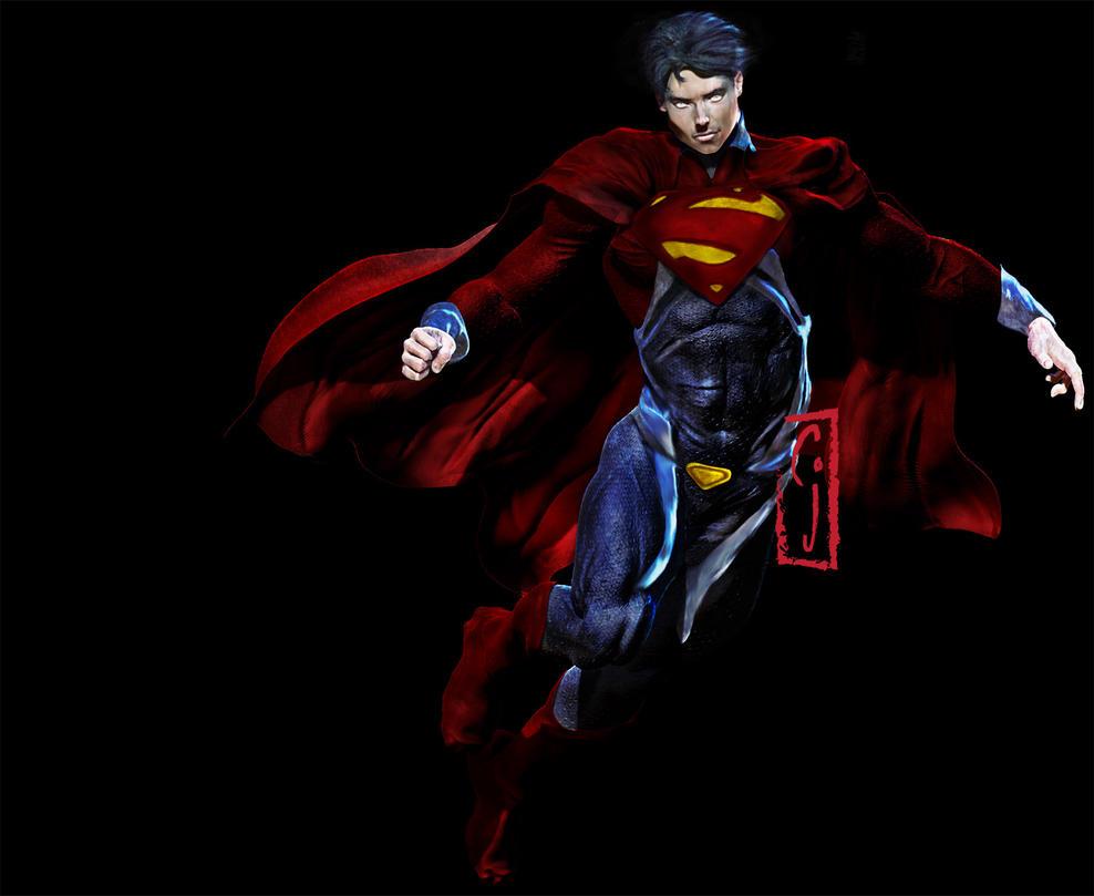 Kal-El of Krypton Superman by SamKablamm