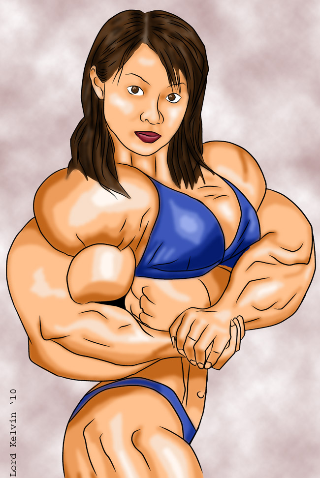 Muscles Asian 113