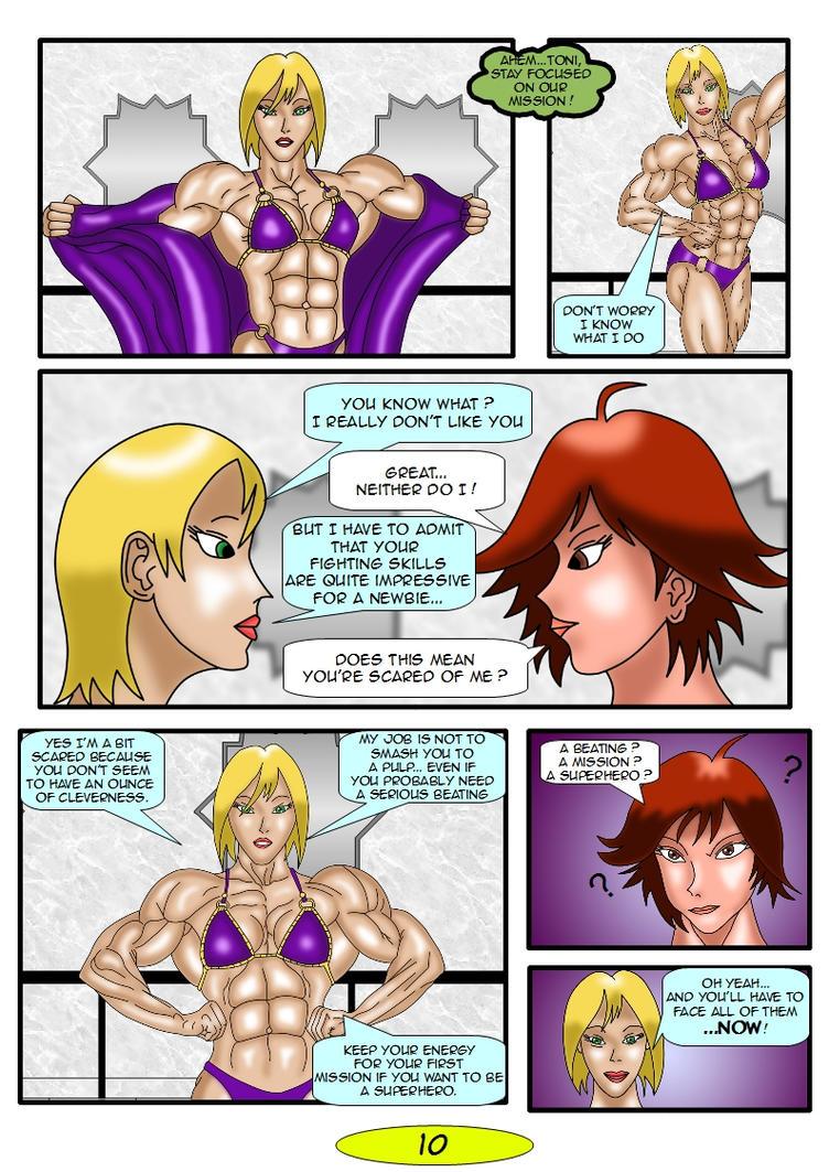 Lady Kita 2 page 10 by LordKelvin