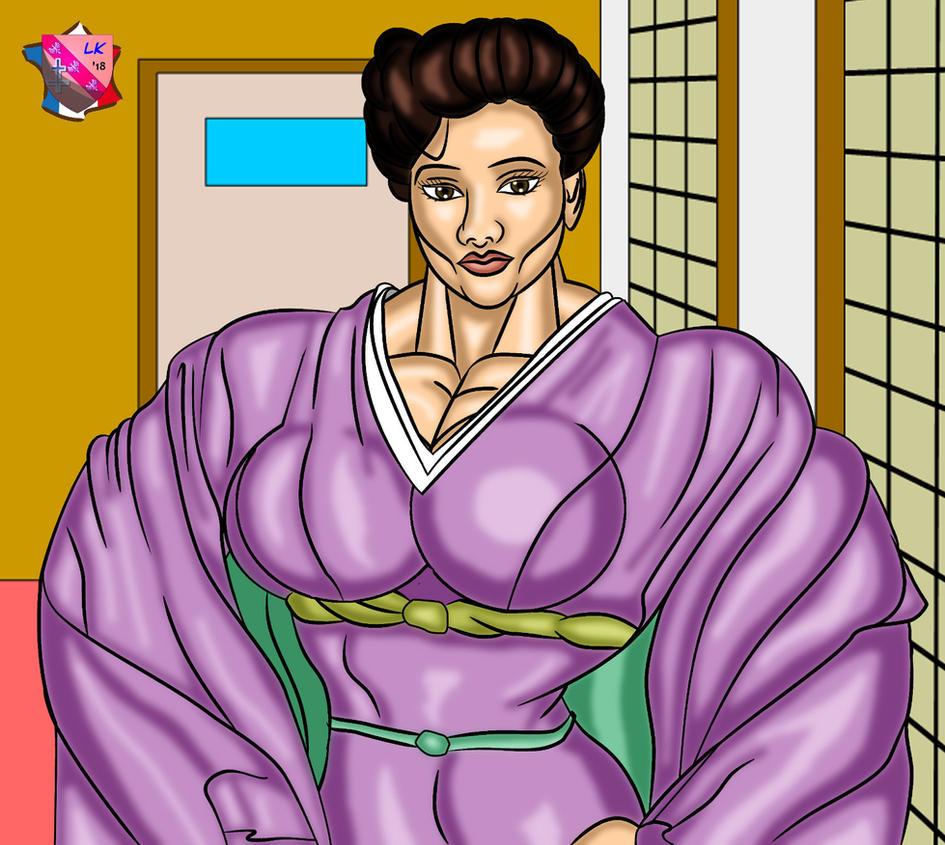 Geisha by LordKelvin