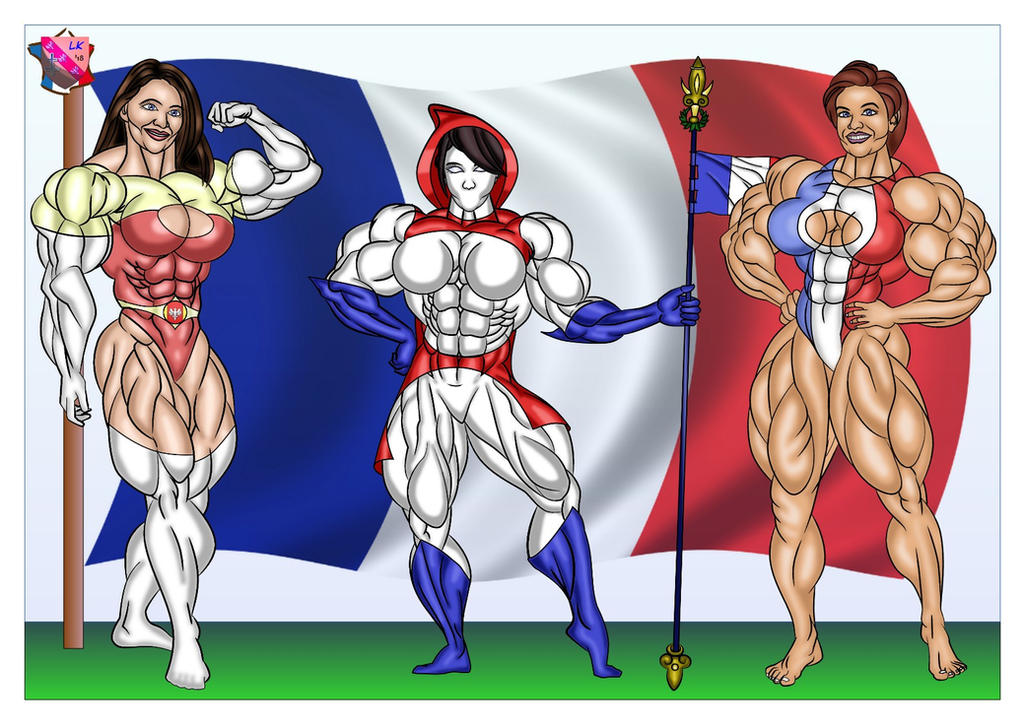 Vive la France ! by LordKelvin