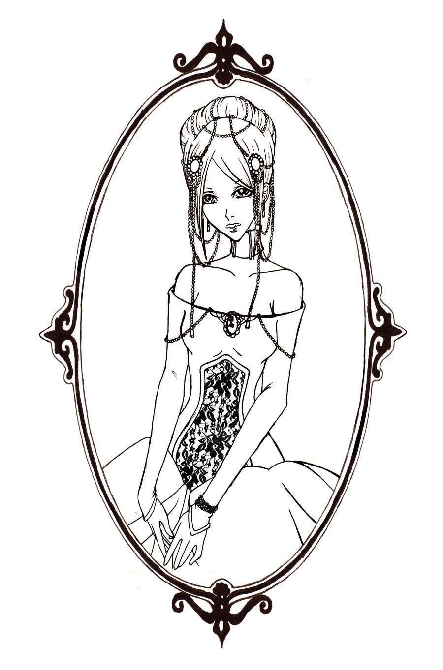 ...princess? by WishfulHamadryad