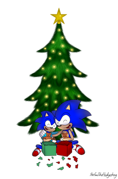 'Merry Christmas 2019' commission