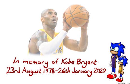 Remember Kobe Bryant