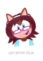 Happy Birthday, Malia! (2020)