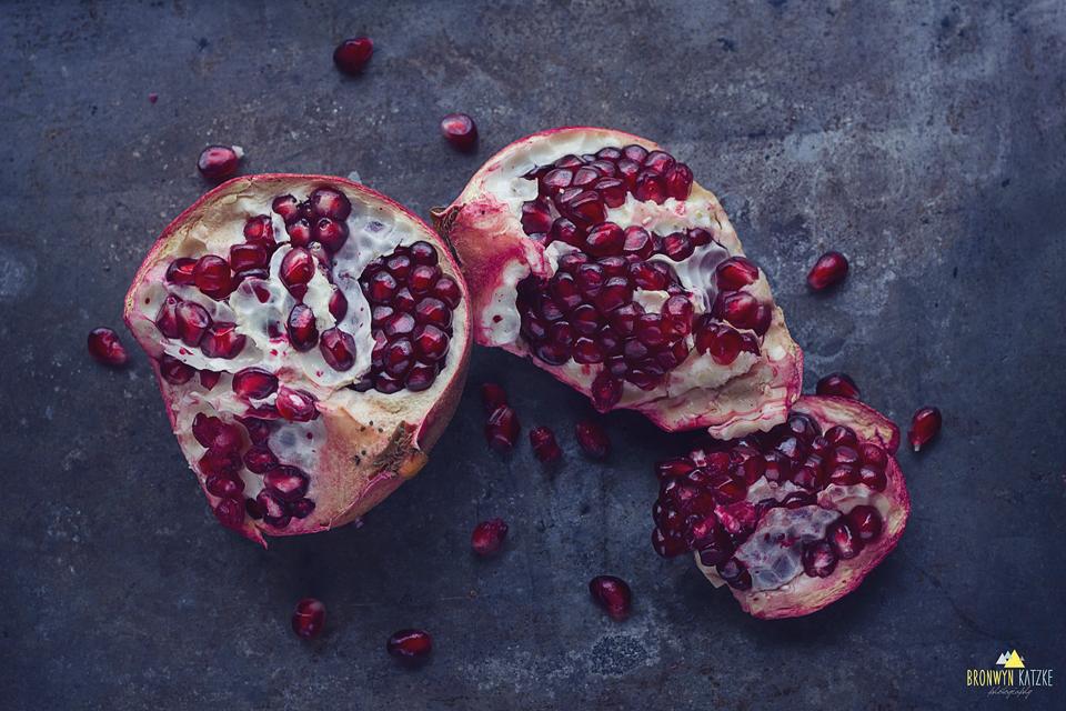 Pomegranate by BronKatzke