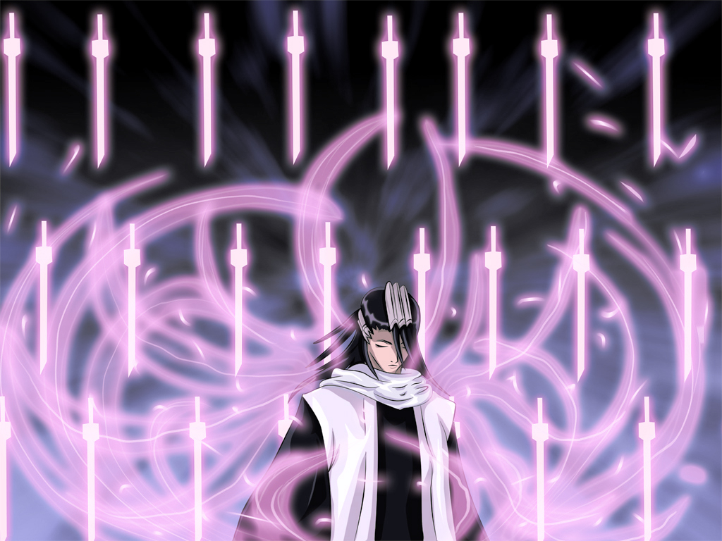 Byakuya- Bankai Wallpaper. by cmizer