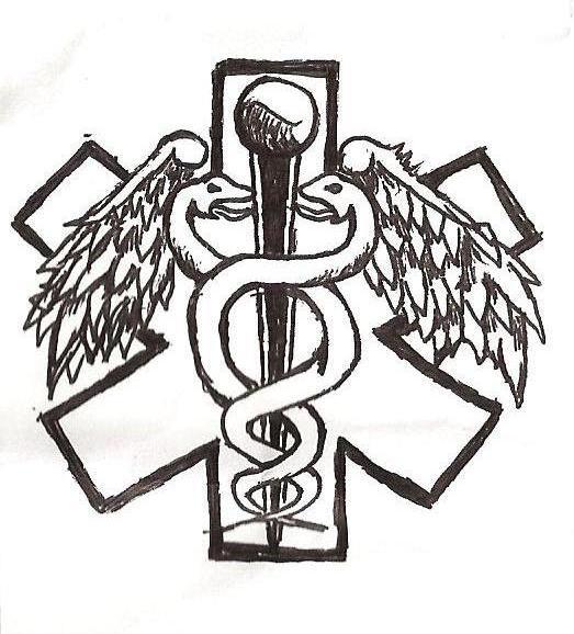 Combat medic symbol by thisendurance on deviantart for Combat medic tattoo