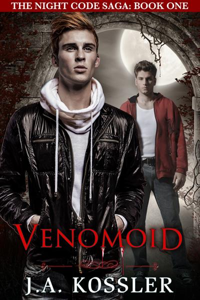 Venomoid (Yaoi YA Paranormal Romance) by viralremix