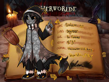 OW: Salem Halloween