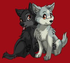 OWOA Puppys by RukiFox